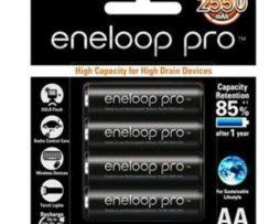 Panasonic Eneloop Pro